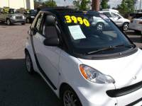 2011 Smart fortwo passion cabriolet 2dr