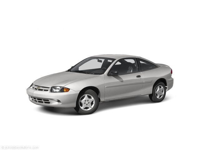 Photo Used 2004 Chevrolet Cavalier LS Coupe Near Indianapolis