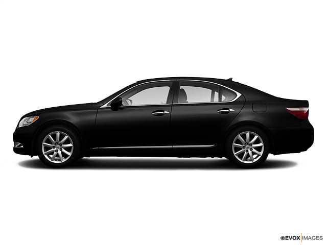 Photo Used 2008 LEXUS LS 460 Base For Sale in Sunnyvale, CA