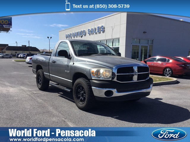 Photo 2008 Dodge Ram 1500 ST Truck Regular Cab 4x2 in Pensacola