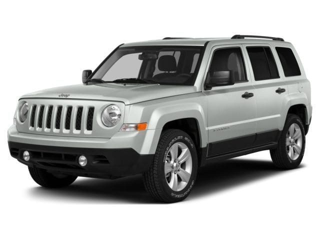 Photo Used 2015 Jeep Patriot High Altitude Edition 4WD High Altitude Edition in Utica, NY