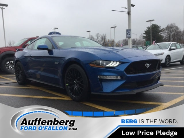 Photo Used 2018 Ford Mustang GT Coupe V8 Ti-VCT for sale in OFallon IL