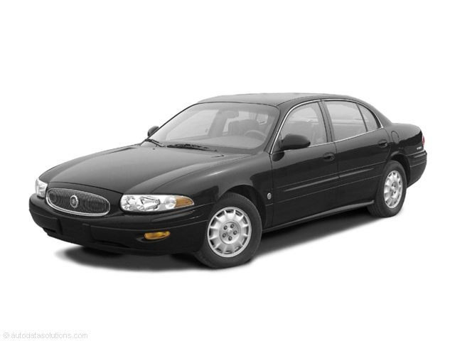 Photo 2004 Buick Lesabre Limited For Sale Near Cleveland