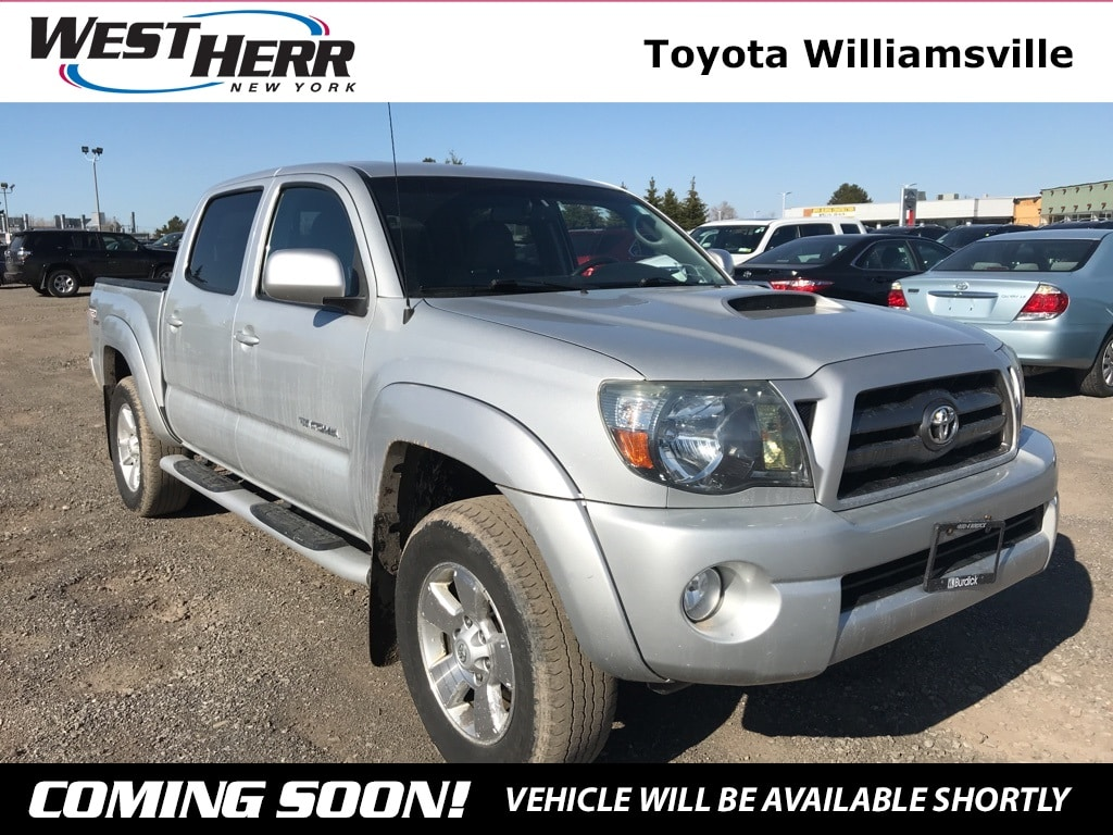 Photo 2009 Toyota Tacoma TRD Sport Truck Double-Cab
