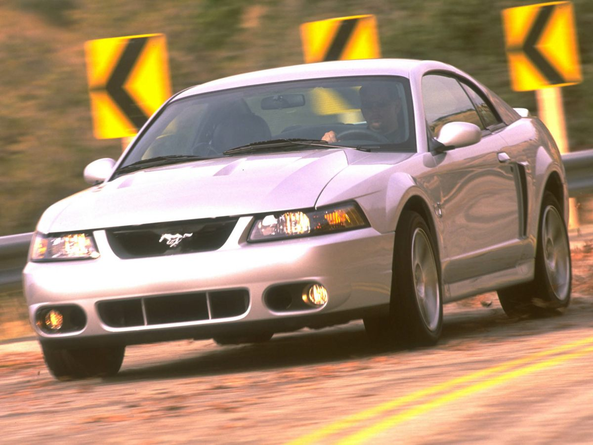 Photo 2003 Ford Mustang Cobra Coupe Rear-wheel Drive