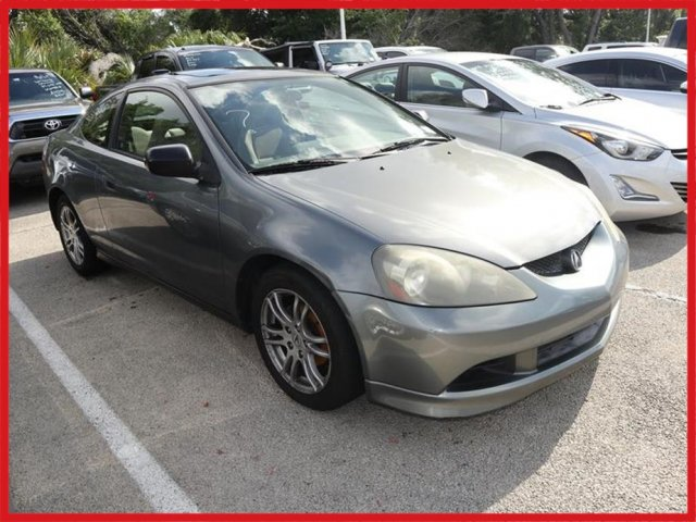 Photo 2006 Acura RSX 2dr Cpe AT
