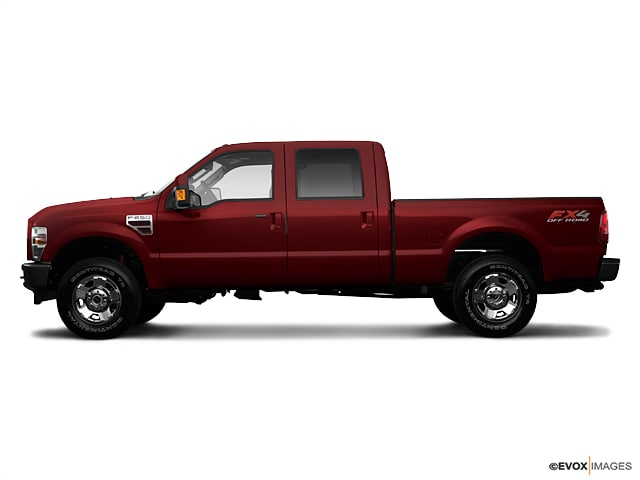 Photo Used 2009 Ford F-250 Lariat Truck Crew Cab V-8 cyl in Waterford, MI