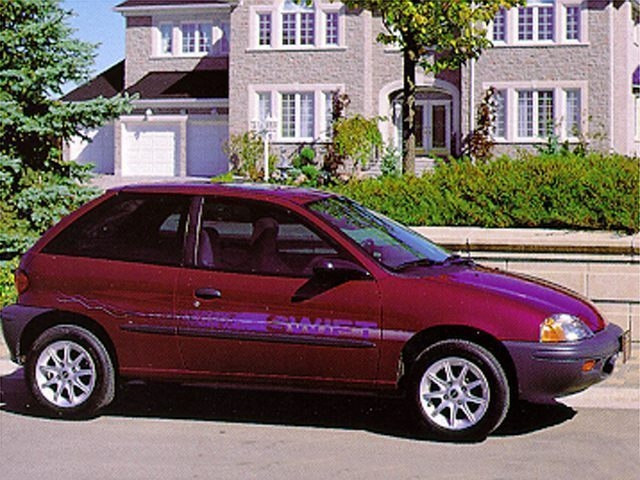 Photo 1995 Suzuki Swift Hatchback