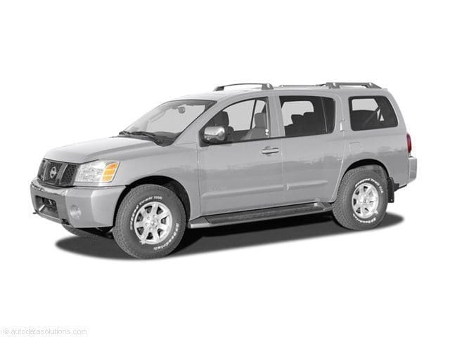Photo Pre-Owned 2004 Nissan Armada SUV For Sale  Raleigh NC