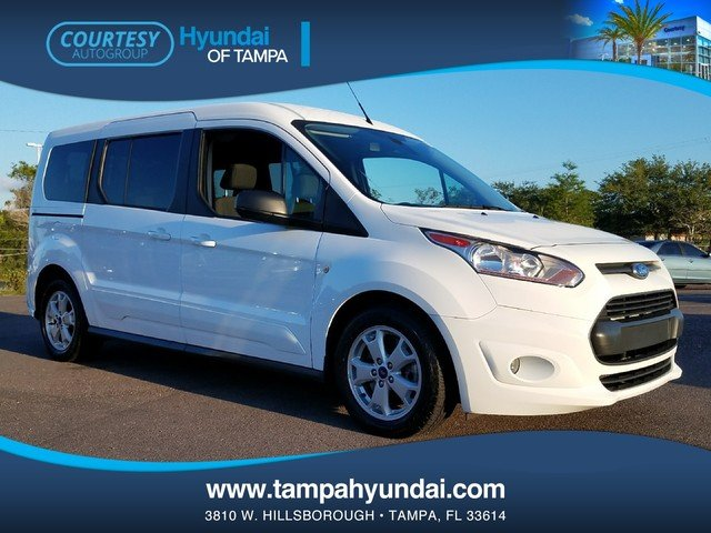 Photo Pre-Owned 2016 Ford Transit Connect XLT wRear Liftgate Wagon Wagon LWB in Jacksonville FL