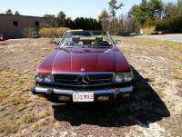 1987 Mercedes-Benz 560 SL $12,800