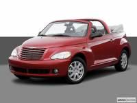 2007 Chrysler PT Cruiser Touring Convertible