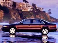 2000 Audi A8 4dr Sdn 4.2L Auto Quattro AWD Car for Sale in Mt. Pleasant, Texas