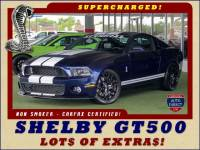 2011 Ford Mustang Shelby GT500 - LOT$ OF EXTRA$!
