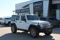 Used 2014 Jeep Wrangler Unlimited UNLIMITED RUBICON 4WD