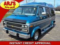 1992 Chevrolet Sport Van G20