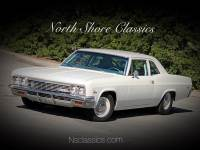 1966 Chevrolet Biscayne - MAGAZINE CAR - BLACK PLATED CALI- BUILT MUSCLE CAR -500 - SEE VIDEO