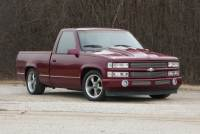 1989 Chevrolet Pickup Silverado-SHORTBED 1500 RUST FREE NORTH CAROLINA-NEW JAPER ENGINE- SEE VIDE