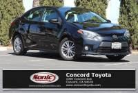 Used 2014 Toyota Corolla 4dr Sdn CVT Auto LE Plus (Natl)