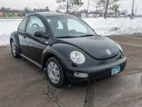 2001 Volkswagen New Beetle GL with a 6 month 6000 miles warranty