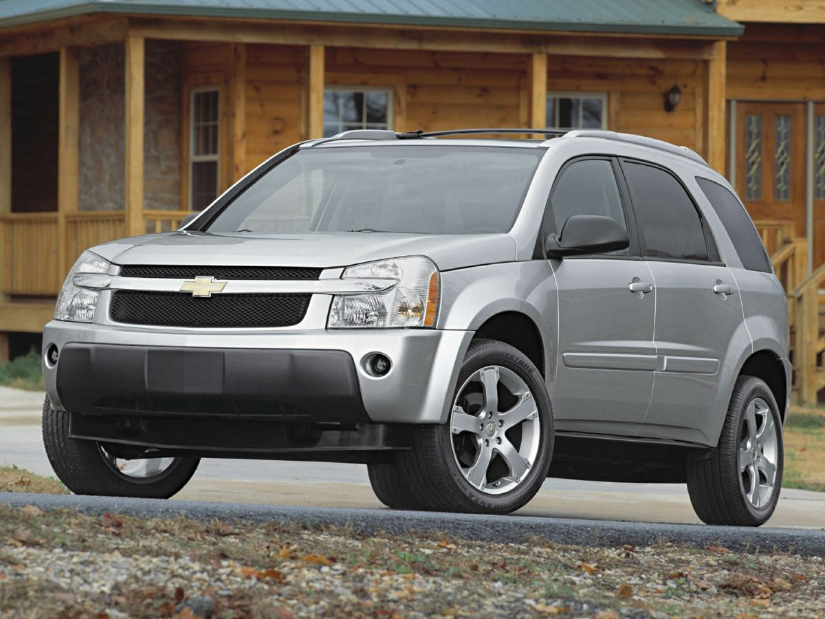 Photo Used 2005 Chevrolet Equinox For Sale  Bel Air MD