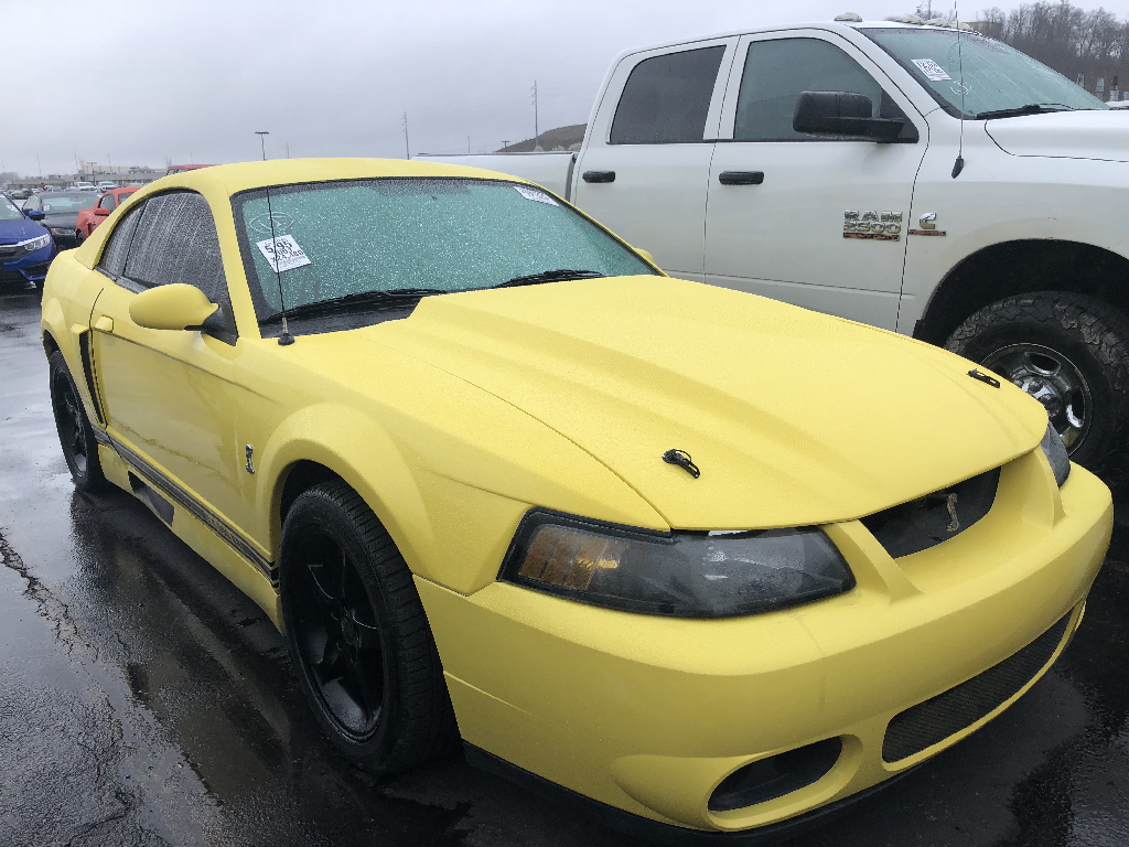 Photo 2003 Ford Mustang SVT Cobra Coupe