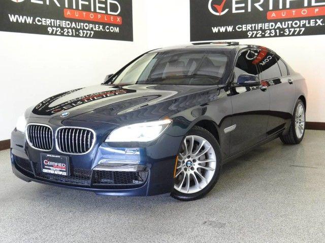 Photo 2015 BMW 750Li xDrive M SPORT DRIVER ASSIST PLUS BLIND SPOT MONITOR LANE DEPARTURE WARNING