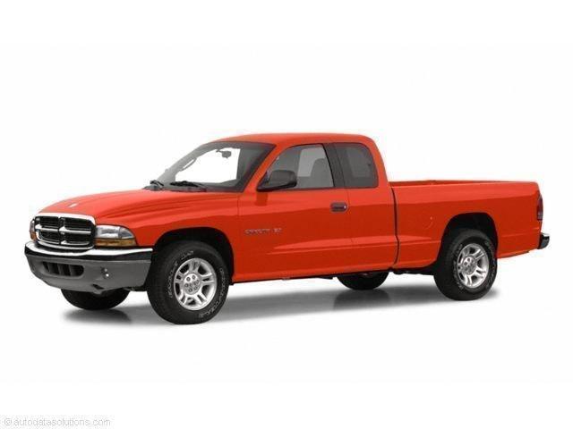 Photo Used 2001 Dodge Dakota Truck Club Cab For Sale in Surprise Arizona