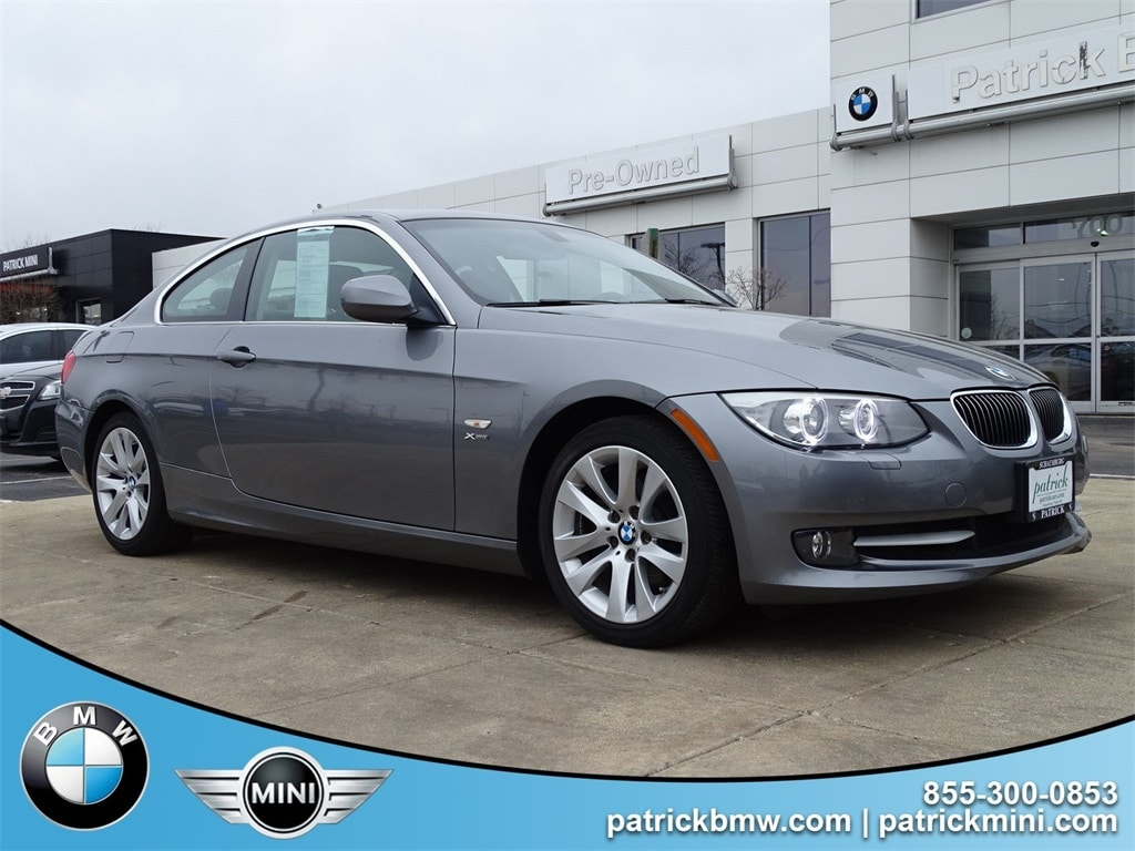 Photo 2011 BMW 3 Series 328i xDrive Coupe for sale in Schaumburg, IL