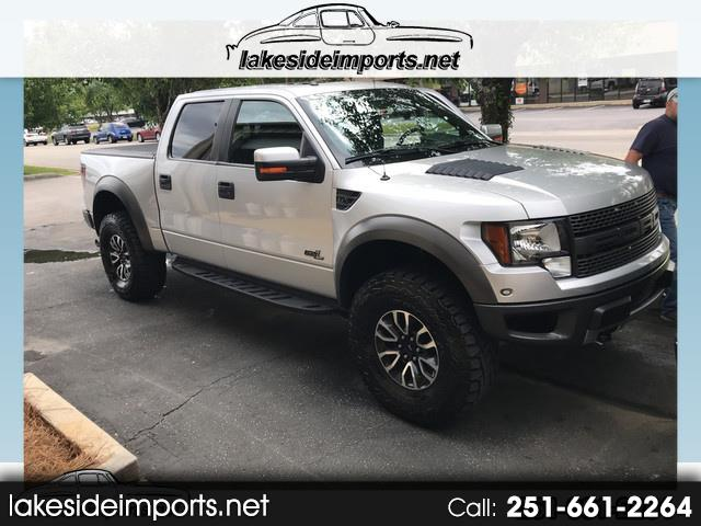 Photo 2012 Ford F-150 SVT Raptor SuperCrew 5.5-ft. Bed 4WD