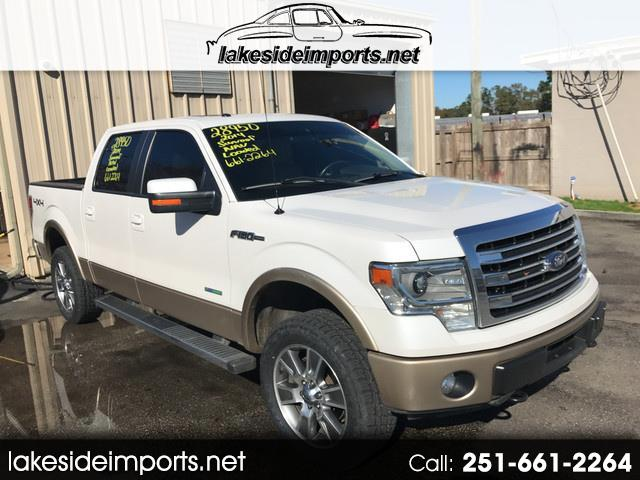 Photo 2014 Ford F-150 Platinum SuperCrew 6.5-ft. Bed 4WD