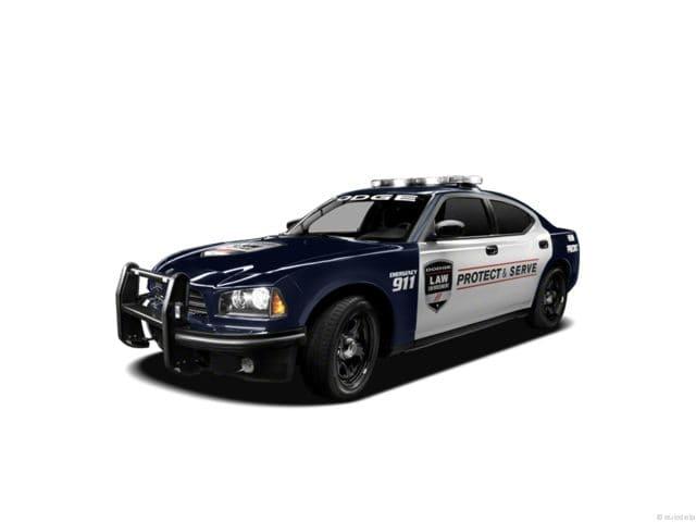 Photo 2011 Dodge Charger Police Sedan