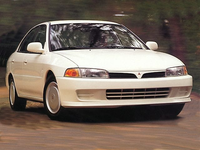 Photo 1998 Mitsubishi Mirage LS 1.8L Sedan