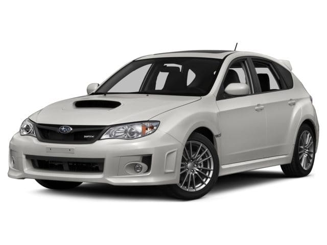 Photo 2014 Subaru Impreza WRX for sale near Seattle, WA