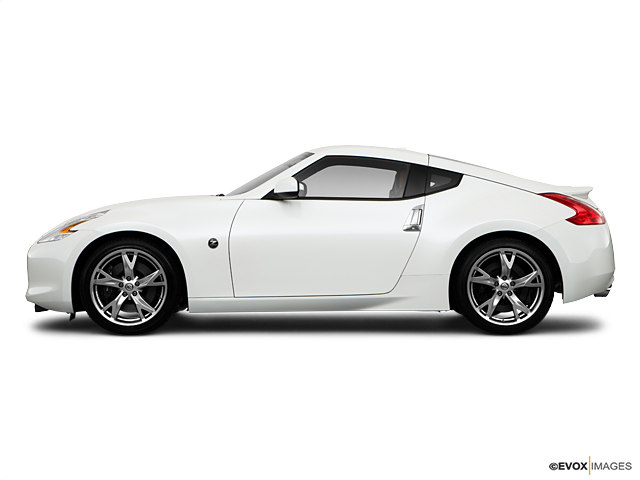 Photo Used 2010 Nissan 370Z Coupe Touring in Houston, TX