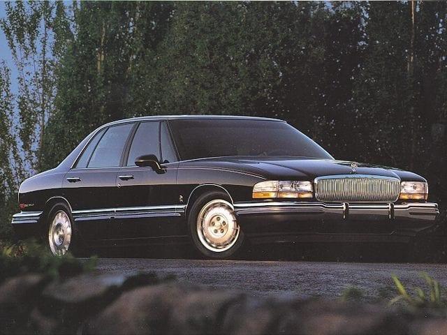 Photo 1995 Buick Park Avenue Sedan Front-wheel Drive