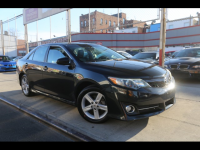 2012 Toyota Camry SE ONLY 25K MILES PRICED TO SELL QUICKLY BLACK ON