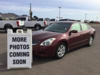 PRE-OWNED 2012 NISSAN ALTIMA 4DR SDN I4 CVT 2.5 S FWD 4DR CAR