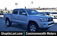 Pre-Owned 2007 Toyota Tacoma DOUBLECAB Four Wheel Drive Pickup Truck