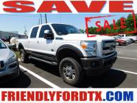 2016 Ford F-250 King Ranch Truck Crew Cab V-8 cyl near Houston