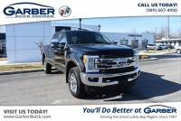 Pre-Owned 2017 Ford F-250 King Ranch With Navigation & 4WD