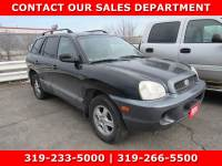 Used 2004 Hyundai Santa Fe GLS GLS 4WD Auto 3.5L V6 for Sale in Waterloo IA