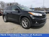 Used 2014 Toyota Highlander LE Plus Sport Utility All-wheel Drive in Auburn, MA