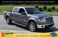 2014 Ford F-150 !Lariat W/Only 21K Miles-Roof-NAV! Truck SuperCrew Cab V-8 cyl