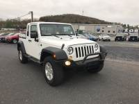 TRUCK CONVERSION!!!, FREEDOM HARD TOP, Wrangler Unlimited Sport JK 8 TRUCK  CONVERSION, 4D Sport Utility, 3.6L V6 24V VVT, 5 Speed Automatic, 4WD, ...