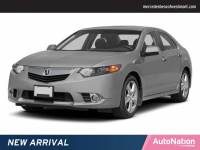 2011 Acura TSX 5-Speed Automatic