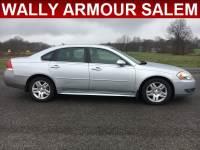 2011 Chevrolet Impala LT Retail in Alliance