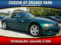Pre-Owned 1996 BMW Z3 Convertible in Jacksonville FL
