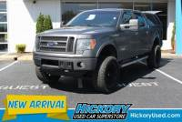 Pre-Owned 2012 Ford F-150 Lariat Lifted SuperCrew 4x4 4WD