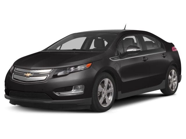 Photo Used 2014 Chevrolet Volt Base For Sale in Sunnyvale, CA